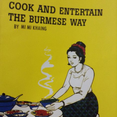 Cook and Entertain the Burmese Way